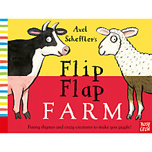 Buy Flip Flap Farm Book Online at johnlewis.com
