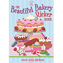 Buy Beautiful Bakery Sticker Book Online at johnlewis.com