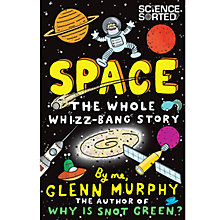 Buy Space: The Whole Whizz Bang Story Book Online at johnlewis.com