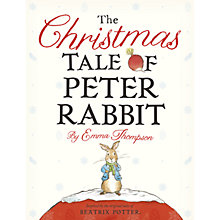 Buy The Christmas Tale Of Peter Rabbit Book Online at johnlewis.com