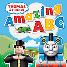 Buy Thomas and Friends Amazing ABC Adventure Book Online at johnlewis.com