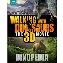 Buy Walking With Dinosaurs Dinopedia Book Online at johnlewis.com