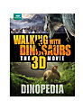 Walking With Dinosaurs Dinopedia Book
