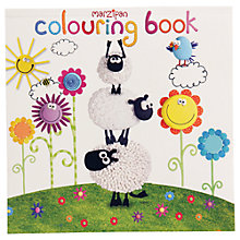 Buy Marzipan Colouring Book, Assorted Online at johnlewis.com