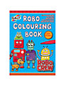 Galt Robo Colouring Book