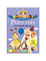Star Paws: Animal Dress Up Party Time Sticker Book