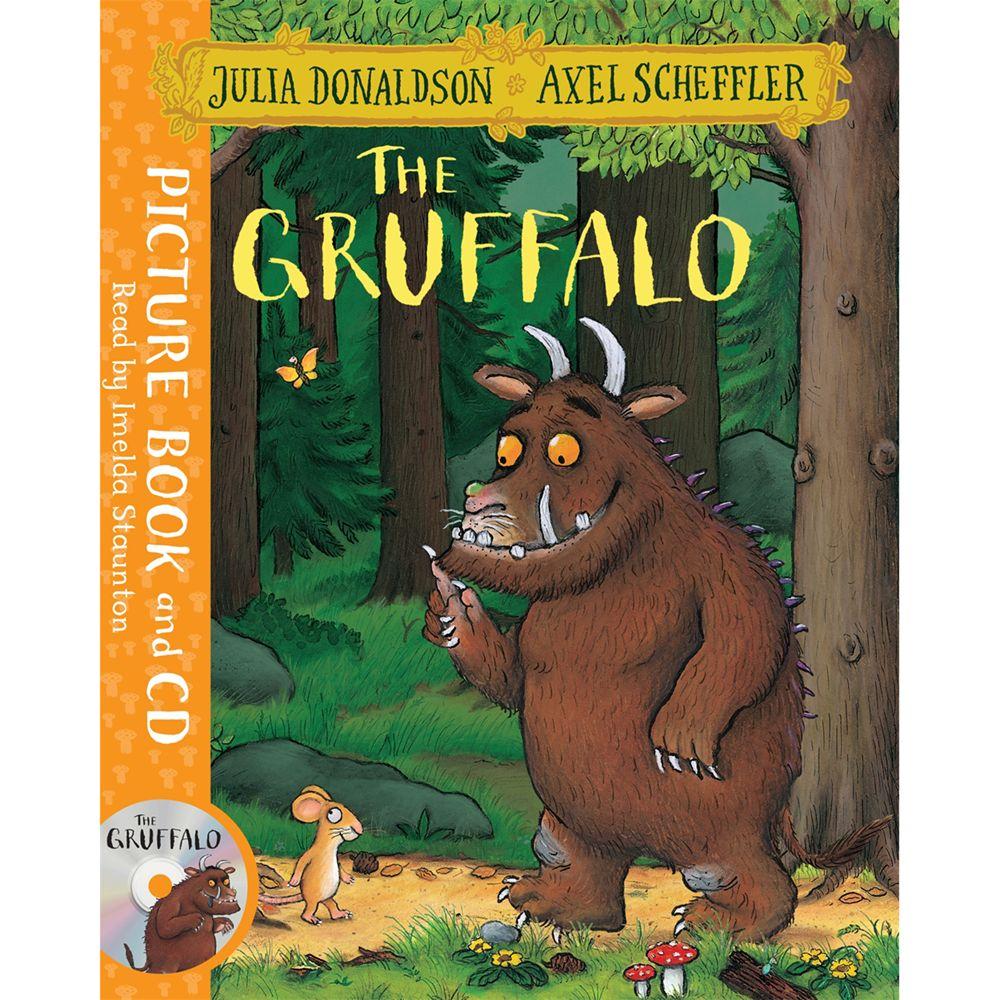 Macmillan The Gruffalo Book with CD