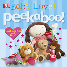 Buy Baby Loves Peekaboo Book Online at johnlewis.com