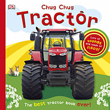 Buy Chug Chug Tractor Book Online at johnlewis.com