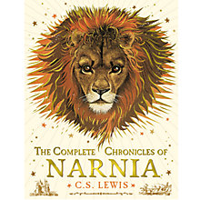 Buy The Complete Chronicles Of Narnia Book Online at johnlewis.com