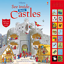 Buy See Inside Noisy Castles Sound Book Online at johnlewis.com