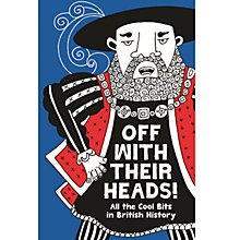 Buy Off With Their Heads Book Online at johnlewis.com