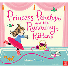 Buy Princess Penelope and the Runaway Kitten Book Online at johnlewis.com
