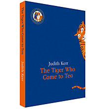Buy Tiger Came To Tea Book Slipcase Online at johnlewis.com