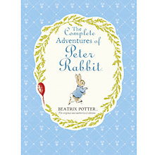 Buy The Complete Adventures of Peter Rabbit Book Online at johnlewis.com