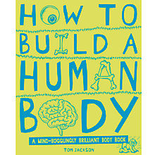 Buy How To Build A Human Body Book Online at johnlewis.com