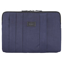 "Buy Targus City Smart Sleeve for 14"" Laptops, Blue Online at johnlewis.com"