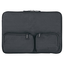 "Buy Targus Safire Sleeve for 14"" Laptops, Black & Blue Online at johnlewis.com"