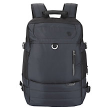 "Buy Targus Pewter Backpack for 15.6"" Laptops, Black Online at johnlewis.com"