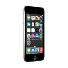 Buy Apple iPod touch 5th generation, 16GB, Space Grey Online at johnlewis.com