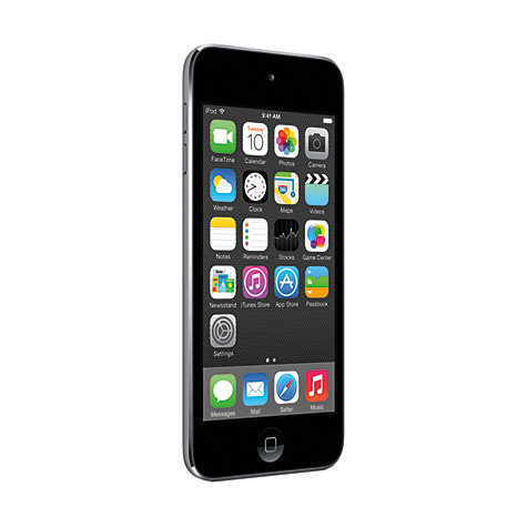 Buy Apple iPod touch 5th generation, 32GB, Space Grey Online at johnlewis.com