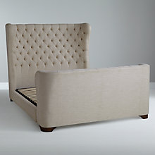 Buy John Lewis Royale Low End Bedstead, Double Online at johnlewis.com