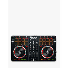 Buy Numark Mixtrack Pro II Two-Channel DJ Controller Online at johnlewis.com