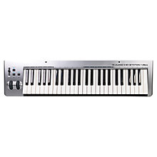 Buy M-Audio Keystation 49es Synth-Action Keyboard Controller Online at johnlewis.com