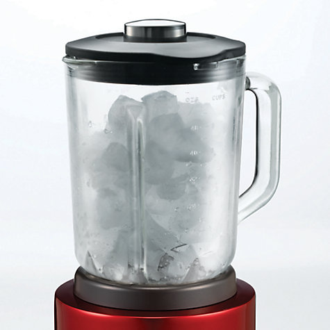 Buy Morphy Richards 403000 Accents Blender, Red Online at johnlewis.com