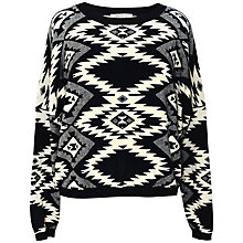 Buy Paisie Geometric Patterned Jumper Online at johnlewis.com