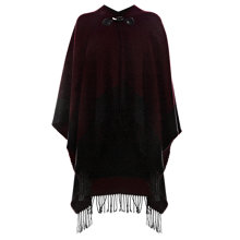 Buy Warehouse Toggle Cape, Berry Online at johnlewis.com