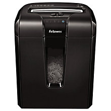 Buy Fellowes Powershred 63Cb Cross Cut Shredder, 19L Online at johnlewis.com