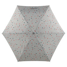 Buy Radley Emerson Compact Umbrella, Grey Online at johnlewis.com