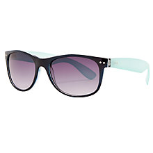 Buy John Lewis Colour Block Plastic Framed Sunglasses Online at johnlewis.com