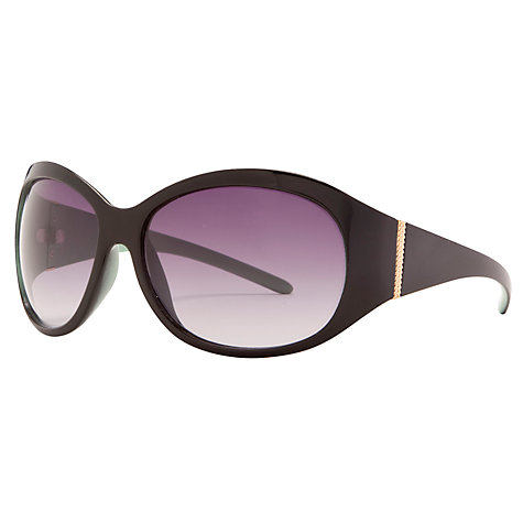 Buy John Lewis Contrast Oval Sunglasses Online at johnlewis.com