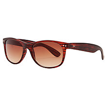 Buy John Lewis Plastic D-Frame Sunglasses Online at johnlewis.com