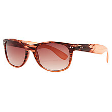 Buy John Lewis Unisex Plastic D-Frame Sunglasses Online at johnlewis.com