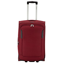 Buy John Lewis Greenwich 2-Wheel 64cm Medium Suitcase, Aubergine Online at johnlewis.com