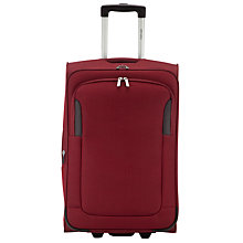 Buy John Lewis Greenwich 2-Wheel 75cm Large Suitcase, Ruby Online at johnlewis.com