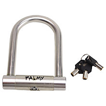 Buy Palmy Aluminuim U-Lock Bike Lock Online at johnlewis.com