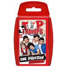 Buy One Direction Top Trumps Game Online at johnlewis.com