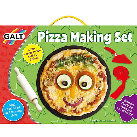 Buy Galt Pizza Making Set Online at johnlewis.com