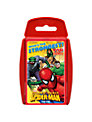 Spider-Man Top Trumps Game