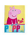 Peppa Pig Seaside Fleece Blanket, Multi