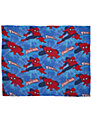 Spider-Man Fleece Blanket, Blue/Red