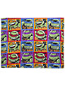 Teenage Mutant Ninja Turtles Fleece Blanket, Multi
