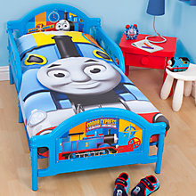 Buy Thomas the Tank Engine Junior Duvet Cover and Pillow Set, Multi Online at johnlewis.com