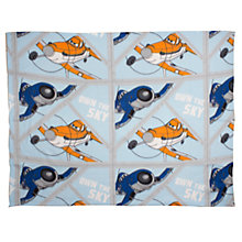 Buy Disney Planes Fleece Blanket, Multi Online at johnlewis.com