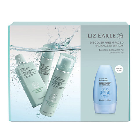 Buy Liz Earle Skincare Essentials Kit Online at johnlewis.com