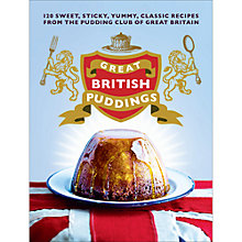 Buy The Pudding Club Great British Puddings Book Online at johnlewis.com